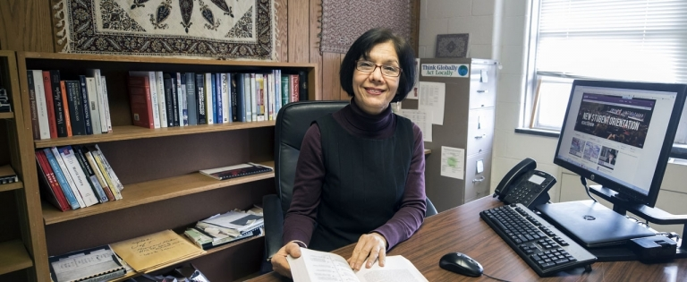 History/Asian Studies Professor's Story One of Promise, Heartbreak, Resilience