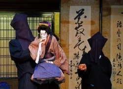 Event Spotlights Traditional Japanese Puppetry