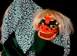 Bunraku Bay Puppet Theater—Traditional Japanese Puppetry @ O'Donnell Hall, EKU, Tuesday, March 28, 7 PM