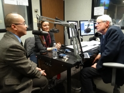 Nguyen Discussed Refugees in the U.S. on WEKU-FM Radio's Eastern Standard