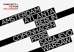 Apply Now for Humanity in Action Fellowships in Amsterdam, Atlanta, Berlin, etc
