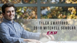 EKU Quarterback/Mitchell Scholar Tyler Swafford Played in Bowl Game in China, Had 2 TDs, and Named MVP