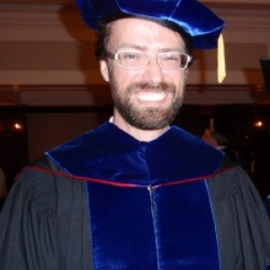 ENG/Asian Studies Faculty Dr. Dominic Ashby Named Marshal for Fall Commencement