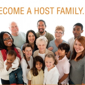 HOST FAMILIES NEEDED: INTERNATIONAL STUDENTS