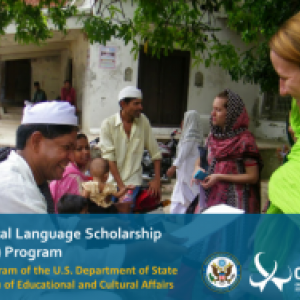 2018 Critical Language Scholarship (CLS) Application Now Open—Due November 15