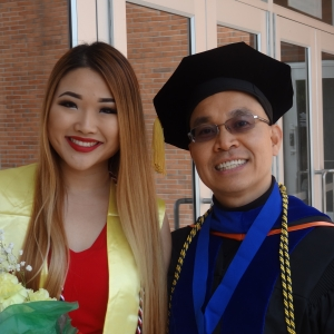 GRADUATION: Congratulations to Our Graduate Assistant Melody Li!