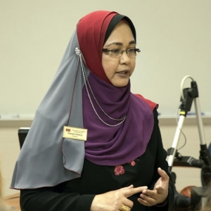 From Malaysia to Richmond, KY: Dr. Faridah Awang Tells Life Story in Autobiograp