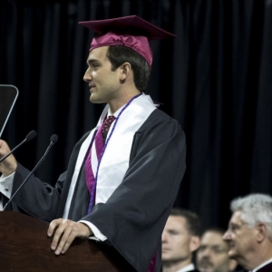 Spring 2018 Commencement Speaker Search—College of Letters, Arts, & Social Scien